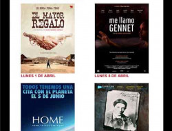 Ciclo documentales – Abril 2019
