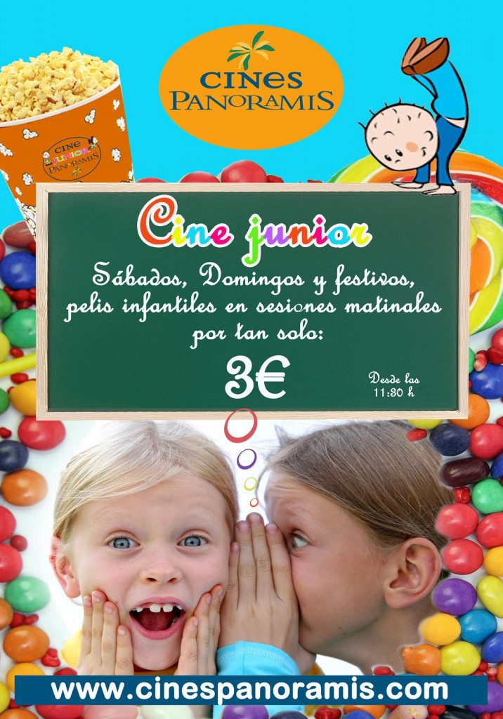 CINE JUNIOR